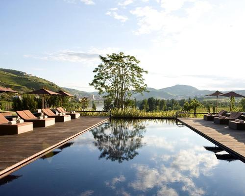 The Six Senses Douro Valley resort in Lamego by Clodagh Design / Six Senses