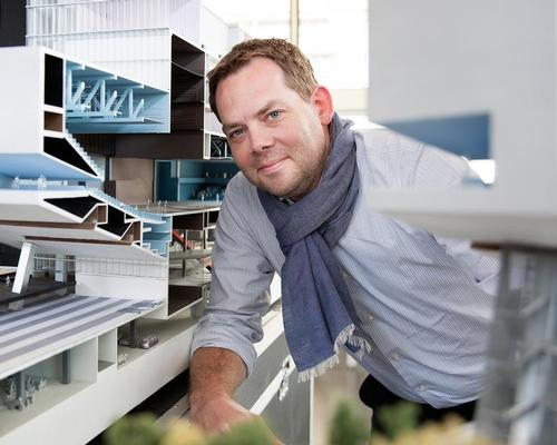 David Gianotten is managing partner-architect at OMA in Rotterdam / Vincent van den Hoogen