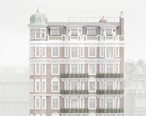 One Sloane Gardens will become a 30-room luxury hotel / One Sloane Gardens