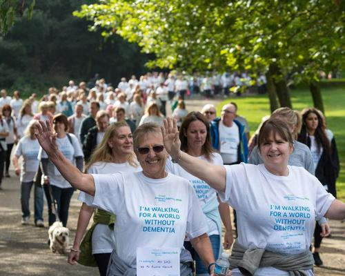 GLL and Alzheimer's Society raise awareness of dementia