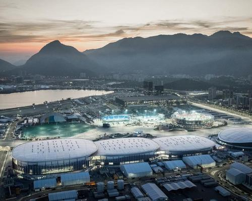 Rio's Olympic Park featured in this week's news / Robb Williamson