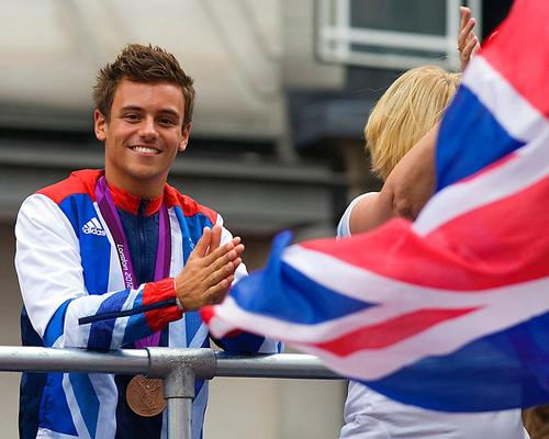 The number of divers in Plymouth surged after Tom Daley trained in the city's £46.5m aquatics centre
