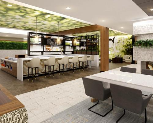 Design firm Krause+Sawyer developed the concept / Wyndham Hotel Group