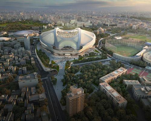 Zaha Hadid Architects were dropped from the Olympic Stadium project just days after having their design approved / Zaha Hadid Architects