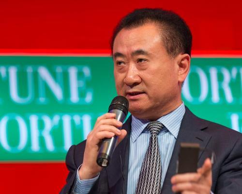 Wanda chair Wang Jianlin has dreams of overtaking Disney as the world's biggest tourist company / Fortune Global Forum