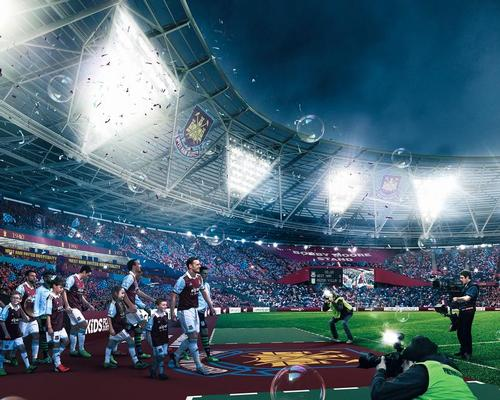 West Ham United will move into the stadium in time for the start of the 2016/17 season