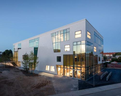 The centre was commissioned to improve the quality of life in Frederiksberg / Adam Mørk