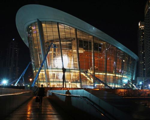 Dubai's boat-shaped opera house may challenge its Sydney counterpart for cultural impact / Jon Gambrell / AP/ Press Association Images
