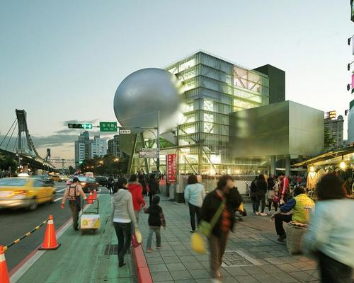 OMA won the design competition for Taipei Performing Arts Center in January 2009 – with a vision first sketched out on the pages of an airline magazine / OMA