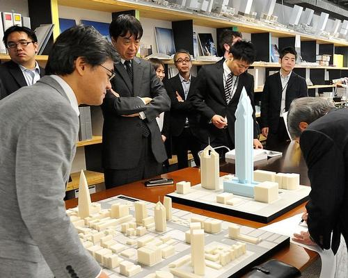 Nikken Sekkei hope the partnership will help them win more projects around the world / Nikken Sekkei