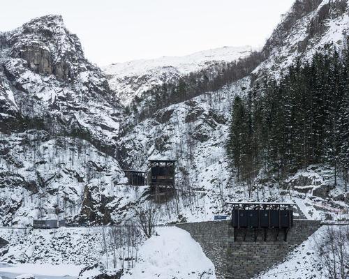 The Allmannajuvet zinc mine site now features a mining museum, café and toilets