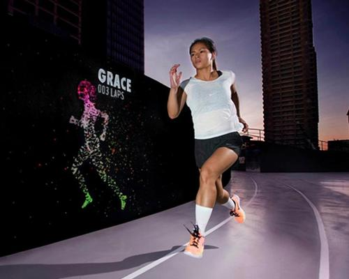 Race your own avatar: Nike partners with design firm to create 'reimagined running track' in Manila