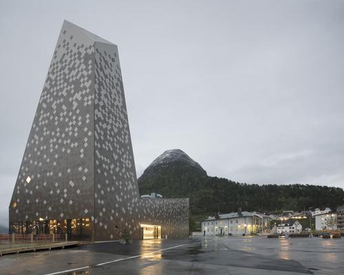 Reiulf Ramstad Arkitekter are known for being inspired by nature in their work / Soren Harder
