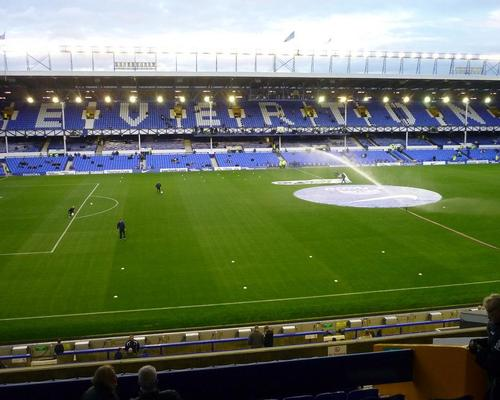 Everton FC is looking to move from its home at Goodison Park / Kathrin Mezger