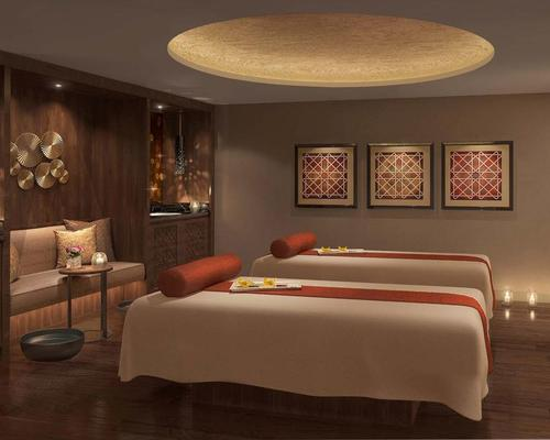 The Mandara Spa will be a 440sq m (4,736sq ft) Asian-inspired facility with a contemporary, luxurious decor that reflects elements of Russian style