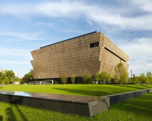 David Adjaye's National Museum of African American History and Culture opens in Washington D.C. on 24 September / Alan Karchmer/NMAAHC