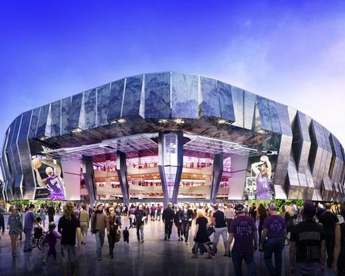 AECOM claim the sustainable venue is 'the arena of the future' / AECOM