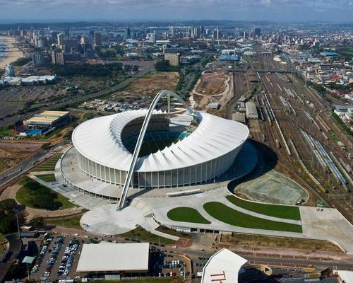 Reddy claimed the Moses Mabhida Stadium in South Africa is rarely used despite being built for US$450m and costing the taxpayer millions in maintenance / Flickr