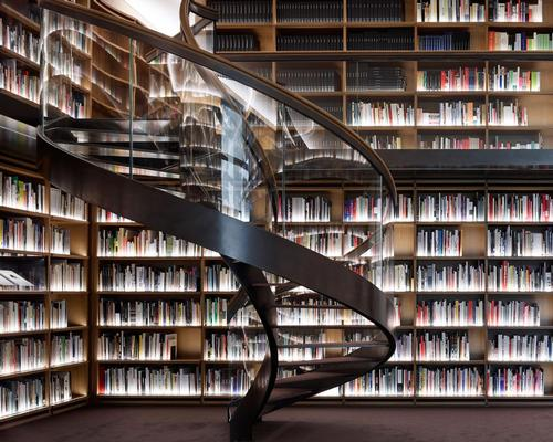 Leisure amenities at the museum include a community library / Pietro Savorelli
