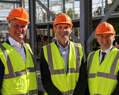 £7.5m Sparkhill Pool and Fitness Centre tops out in Birmingham