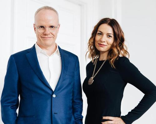 Artistic director Hans Ulrich Obrist and new CEO Yana Peel announced 'an exciting new chapter' n the development of the Serpentine, / Kate Berry