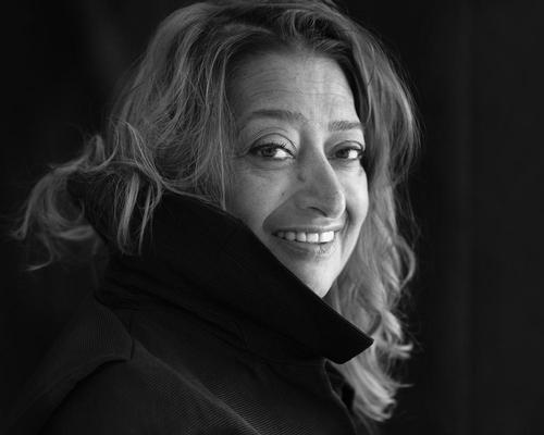 A Zaha Hadid retrospective will present her rarely seen paintings, drawings, notebooks, sculptures and installations / Brigitte Lacombe