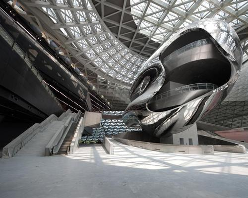 Museum of Contemporary Art & Planning Exhibition (MOCAPE), Shenzhen, China / © COOP HIMMELB(L)AU