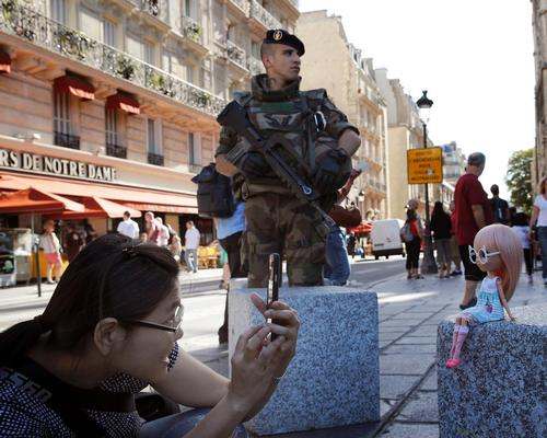 The group of companies wants a special force to boost confidence in France for overseas toruists / Christophe Ena/AP/Press Association Images