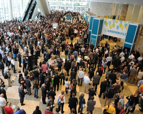 Over 20,000 attendees and 500 exhibitors are expected at Greenbuild 2016 / Greenbuild