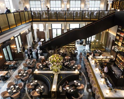 The restaurant, which is operated by D&D London, opened last year / German Gymnasium