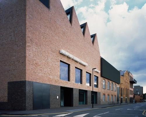 The newport Street Gallery is this year's Stirling Prize winner / Caruso St John