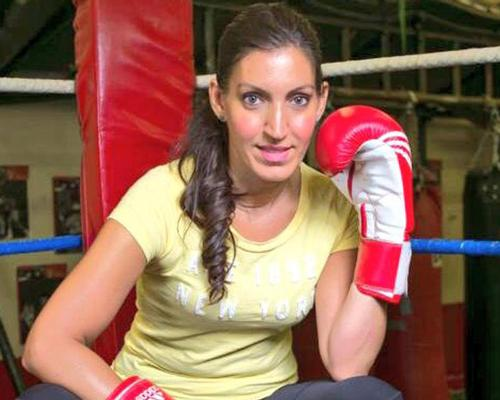 Allin-Khan tweeted that she was a 'keen boxer' following her appointment
