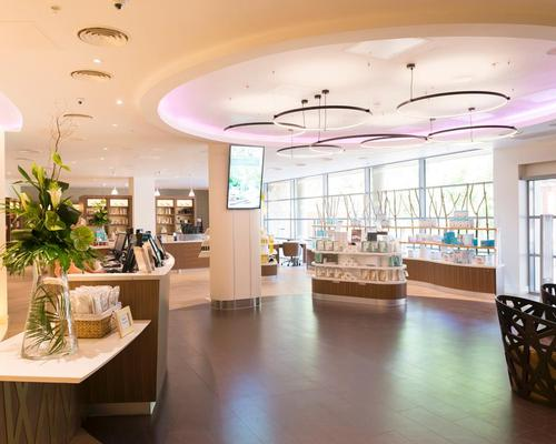 Skincare brands Voya, Comfort Zone and ESPA will each have a four-week slot in the retail space at Aqua Sana, as well as use of a treatment room