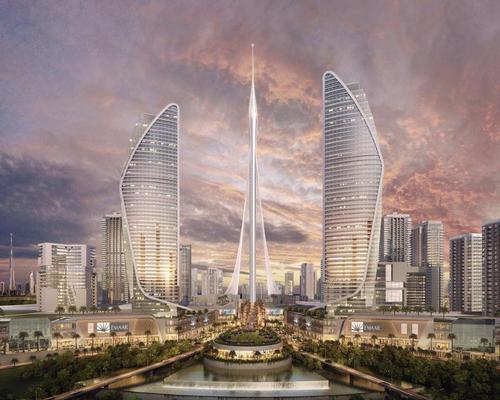 Santiago Calatrava has said The Tower will be 'a combination of geometry, mathematics and a deep sense of understanding of architecture in a most classical way'