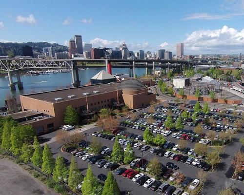 Design firm Snøhetta will create a strategy to redevelop the 16-acre riverfront campus of The Oregon Museum of Science and Industry