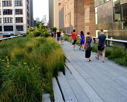 The High Line will be one of the city's urban parks put under the microscope / Wiki Commons