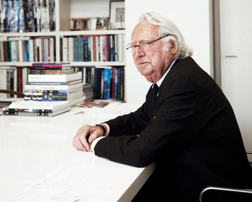 Richard Meier told CLAD that 'what we need in our cities is more public space' / Silja Magg