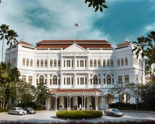 The renovation will take place over three phases beginning in January 2017 / Raffles