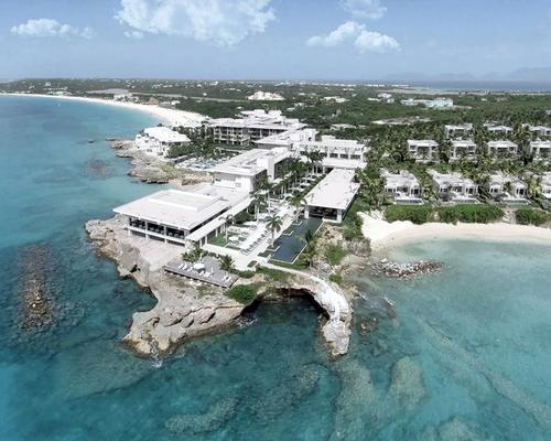 Four Seasons debuts in Anguilla with 8,100sq ft beachfront spa