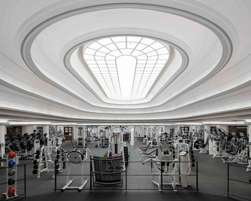 Equinox opened its first London club in the capital's upmarket Kensington area in 2012