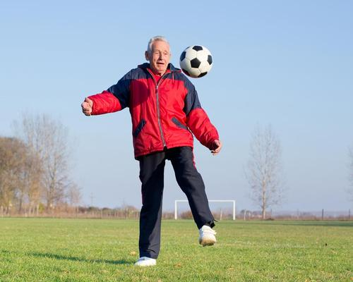 Sport England will focus on improving inactivity levels among the elderly first / Budimir Jevtic/Shutterstock.com