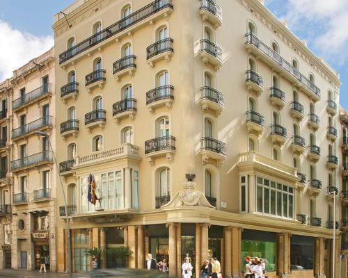 The Midmost Hotel is located in the heart of Barcelona, minutes from both the city's famous Ramblas and the Sagrada Familia / Midmost Hotel