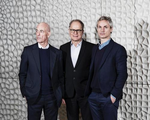 Jacques Herzog and Pierre de Meuron designed the project with senior partner Ascan Mergenthaler / Maxim Schulz