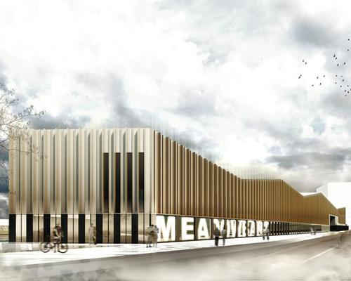 Meadowbank was originally built for the 1970 Commonwealth Games