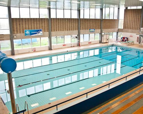 Improvements will see the swimming pool, changing rooms and the spectator seating being renovated