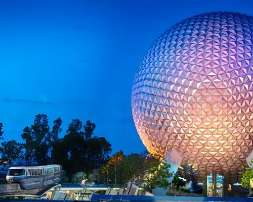Epcot was created to celebrate human achievement, technological innovation and international culture / Disney