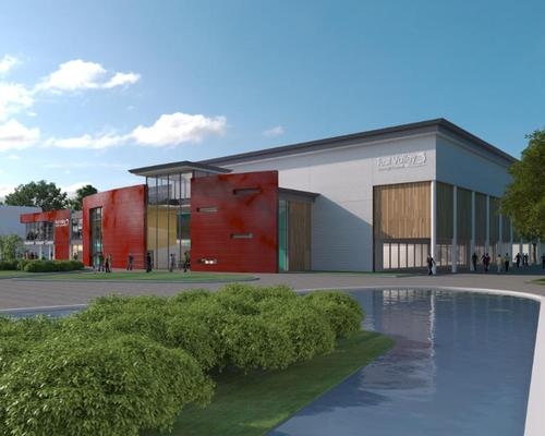 The deal will include replacing the ageing Andover Leisure Centre with a brand new facility