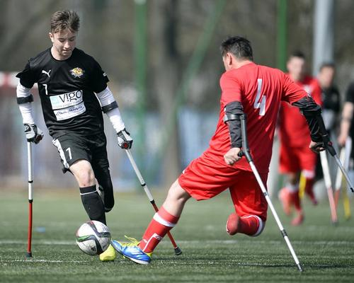 Several variations of football will be available to participants with a number of impairments / MediaPictures.pl