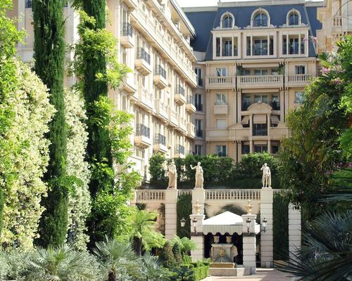 Designed by architect Didier Gomez, the new Spa Metropole by Givenchy is designed to complement the architecture of the Belle Epoque Hotel Metropole
