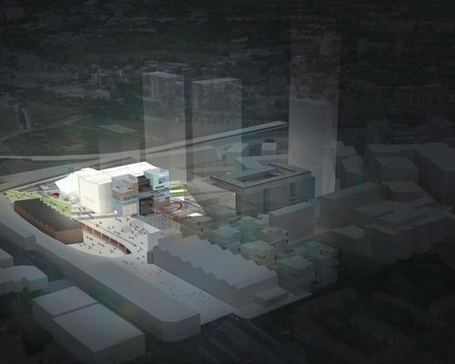 Rem Koolhaas has spoken about OMA's desire to create a 'radical' design / OMA